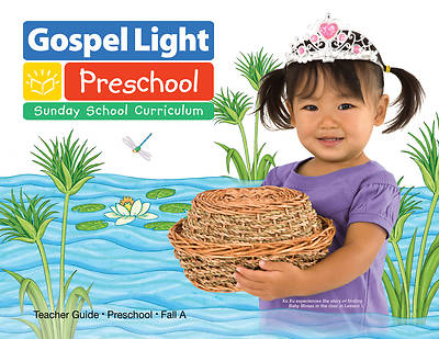 Gospel Light Preschool Teacher Guide: Fall 2015