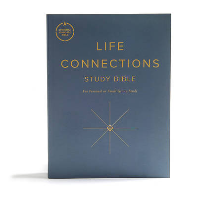 Picture of CSB Life Connections Study Bible, Trade Paper