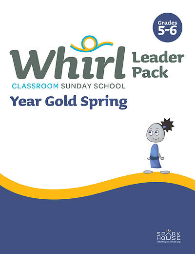 Picture of Whirl Classroom Grades 5-6 Leader Guide Year Gold Spring