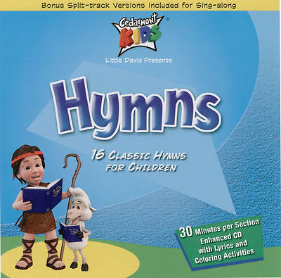 16 Classic Hymns for Children - Cedarmont Kids (CD)