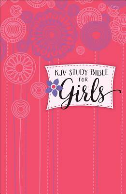 Picture of KJV Study Bible for Girls Hardcover