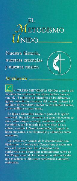 Picture of El Metodismo Unido - folleto electronico