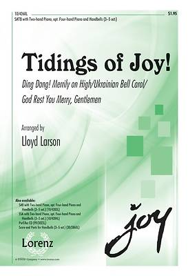 Tidings of Joy! SATB