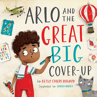 Picture of Arlo and the Great Big Cover-Up
