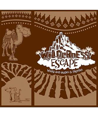 Group VBS 2014 Wilderness Escape Banduras, Tribe of Naphtali 6pk