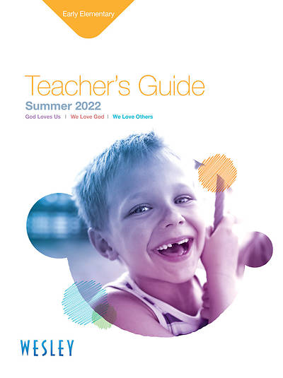 Picture of Wesley Early Elementary Teacher's Guide Summer