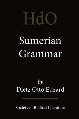 Picture of Sumerian Grammar