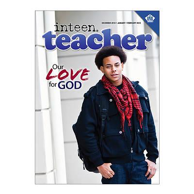 Picture of UMI Inteen Teacher Manual  Winter 2018