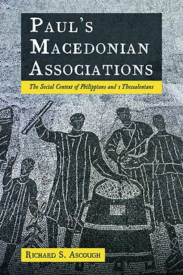 Picture of Paul's Macedonian Associations