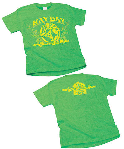 Group VBS 2013 Weekend HayDay T-Shirt Child - Large