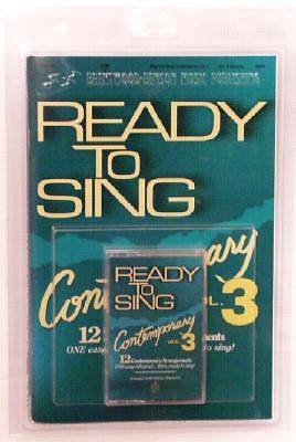 Ready to Sing Contemporary Volume 3; Preview Pack