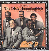 The Best of the Dixie Hummingbirds; The Early Years