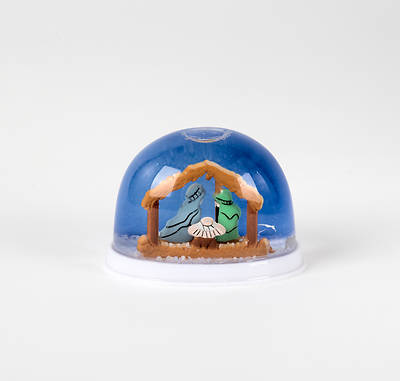 Nativity Water Globe Box of 12