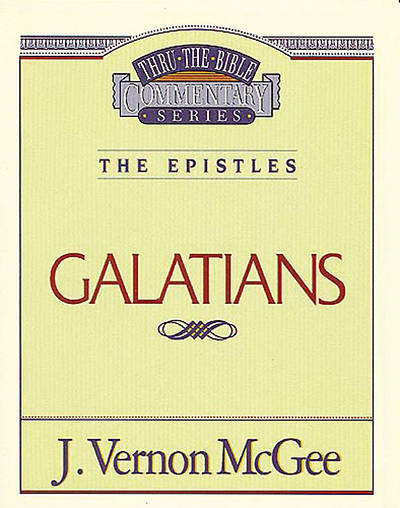 Picture of Thru the Bible Commentary - Galatians