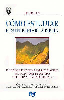 Picture of Como Estudiar E Interpretar la Biblia