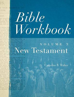 Picture of Bible Workbook, New Testament