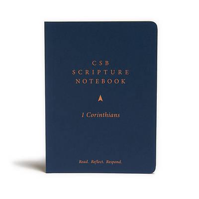 Picture of CSB Scripture Notebook, 1 Corinthians