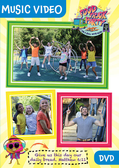 Picture of Vacation Bible School (VBS) Food Truck Party Music Video DVD