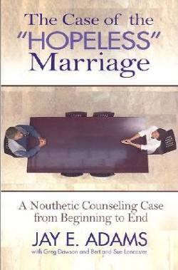 Picture of The Case of the Hopeless Marriage