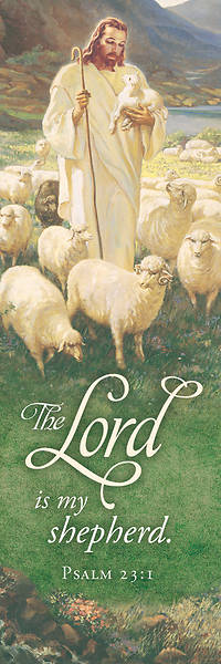 Picture of The Lord is My Shepherd Bookmark