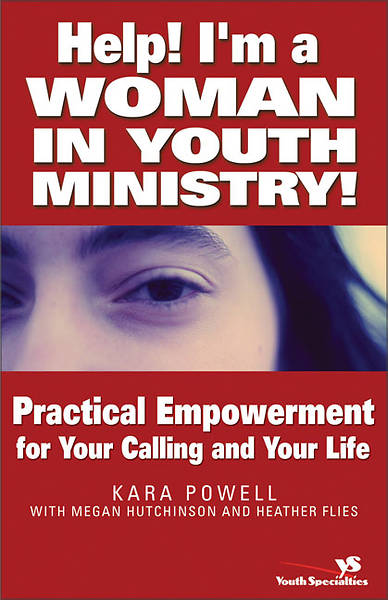Help! Im a Woman in Youth Ministry!