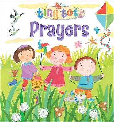 Picture of Tiny Tots Prayers