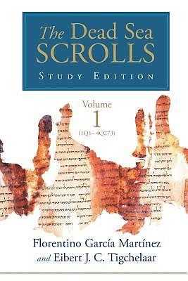 Picture of The Dead Sea Scrolls Study Edition, vol. 1 (1Q1-4Q273)