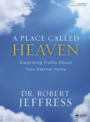 Picture of A Place Called Heaven - Bible Study Book