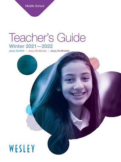 Wesley Middle School Teachers Guide: Winter