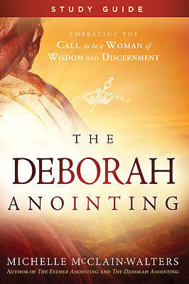 Picture of The Deborah Anointing Study Guide