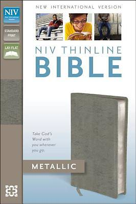 NIV Thinline Metallic Collection Bible