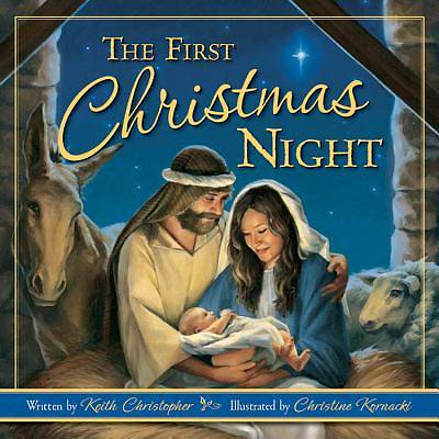 Picture of The First Christmas Night