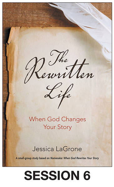 Picture of The Rewritten Life DVD Streaming Video Session 6