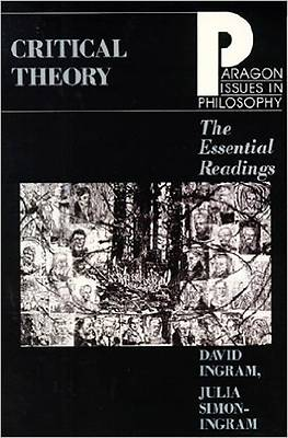 Picture of Critical Theory