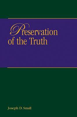 Picture of Preservation of Truth