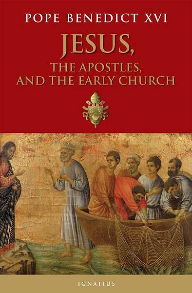 Picture of Jesus, the Apostles, and the Early Church