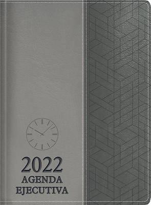 Picture of 2022 Agenda Ejecutiva - Tesoros de Sabiduría - Gris Marengo Y Gris