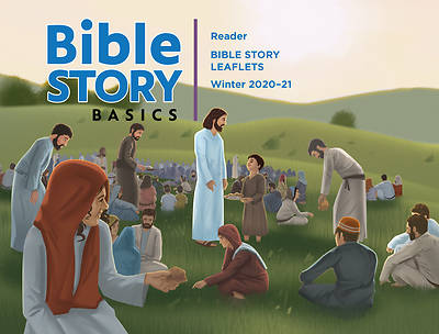 Picture of Bible Story Basics Reader Leaflets Winter 2020-2021
