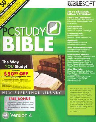 PC Study Bible™ New Reference Library