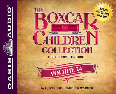 The Boxcar Children Collection Volume (Library Edition)
