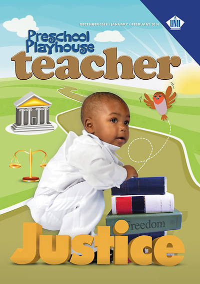 UMI Preschool Playhouse Teacher Winter 2013-2014
