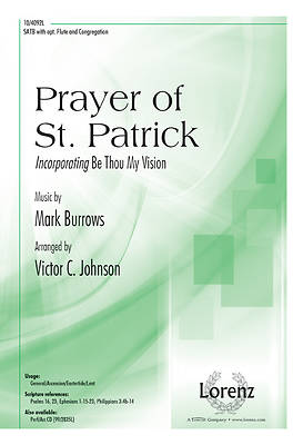 Prayer of Saint Patrick SATB Anthem