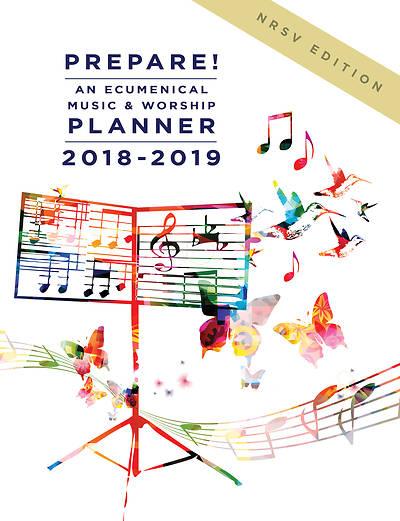 Picture of Prepare! 2018-2019 NRSV Edition