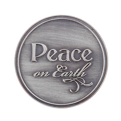 Picture of Peace on Earth Pocket Token