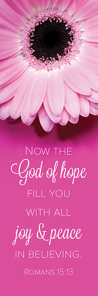 Now the God of Hope General Bookmark