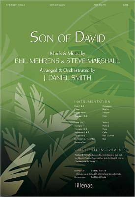 Son of David SATB Anthem