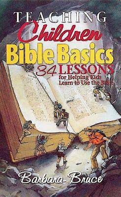 Teaching Children Bible Basics - eBook [ePub]