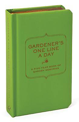 Picture of Gardener's One Line a Day