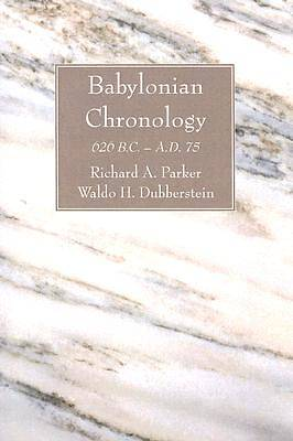 Babylonian Chronology