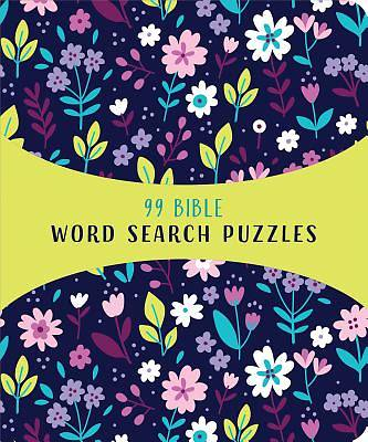 Picture of 99 Bible Word Search Puzzles